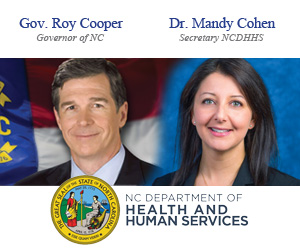Important COVID-19 info from Governor Cooper and DHHS Secretary Mandy Cohen