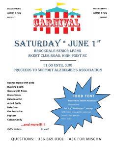 Carnival @ Brookkdale Senior Living - Skeet Club