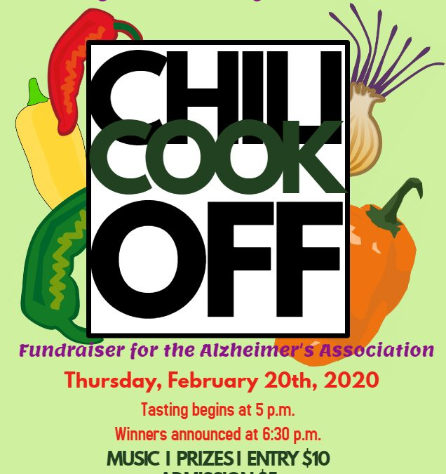 Fundraiser- Chili Cook Off