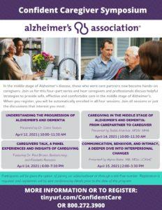 The Confident Caregiver Symposium