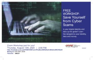 Save Yourself from Cyber Scams