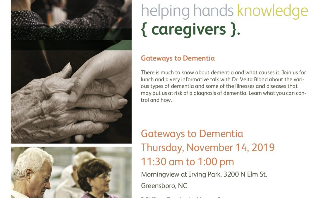 Gateways to Dementia