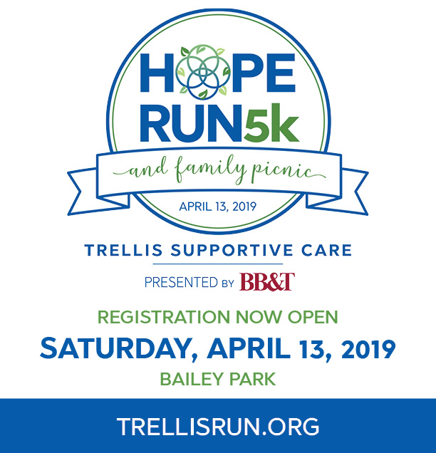 Trellis Supportive Care is having a 5K Run and Family Picnic
