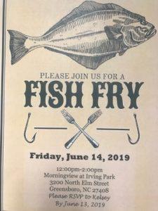 Fish Fry @ Monringvew at Irving Park