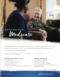 Medicare Seminar @ Zoom