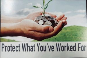 Protect what you Worked for! @ Heritage Greens