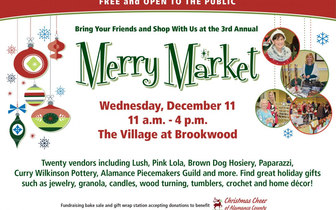 Merry Market at The Village at Brookwood