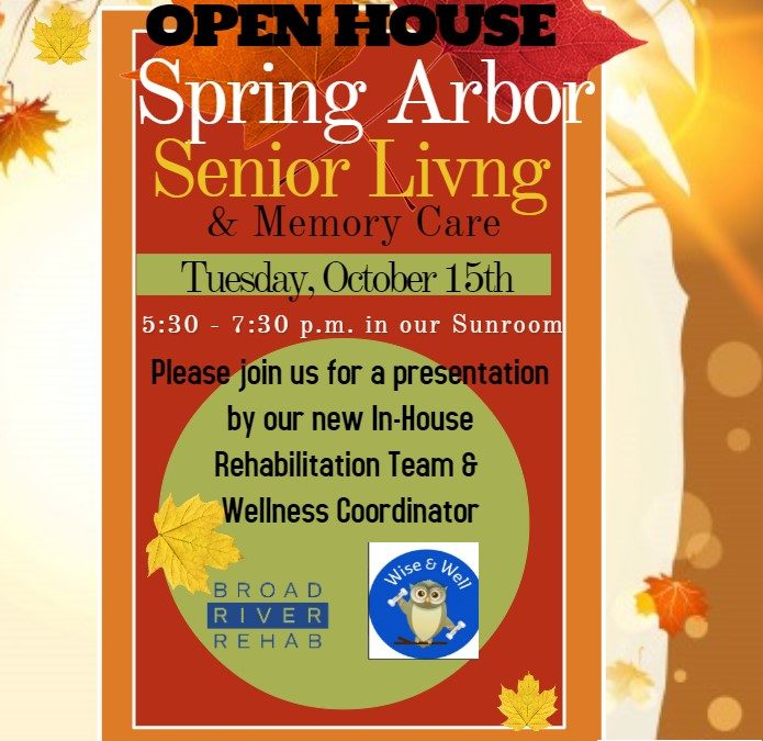 Open House at Spring Arbor