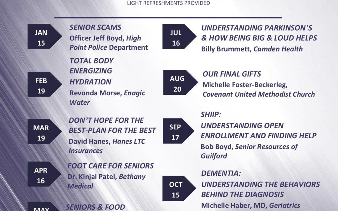 Senior Solutions Panel