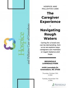 The Caregiver Experience @ Brookdale Lawndale