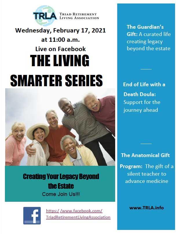 TRLA The Living Smarter Series