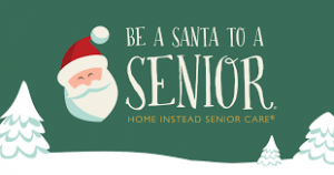 Santa for Seniors! @ Holy Trinity Episcopal Church