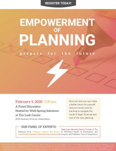Empowerment in Planning @ The Lusk Center