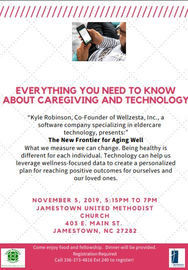 Everything you need to know about Caregiving and Technology