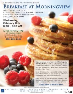 Breakfast at Morningview @ Morningview at Irving Park