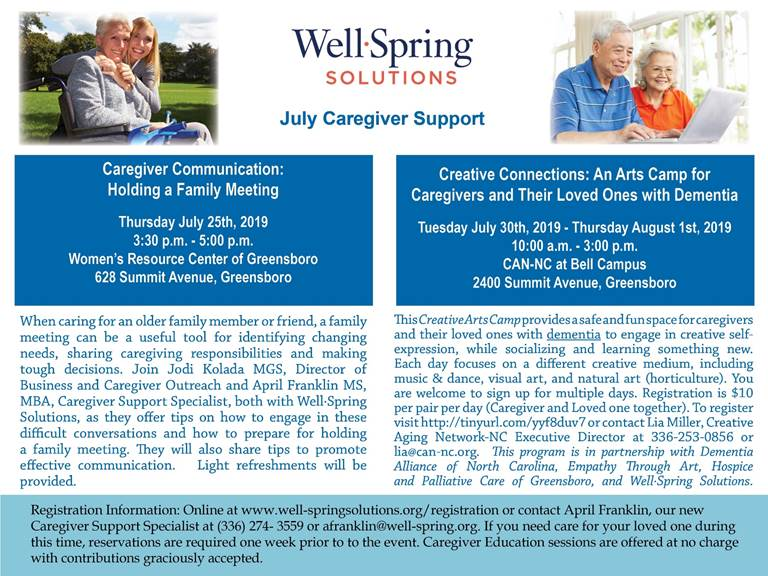 Caregiver Communication