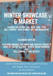 Winter Showcase & Market @ Bell Campus